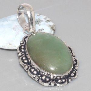Jewelry - Chrysoprase Pendant